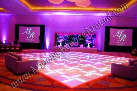LED dance floor rental Fort Collins Colorado