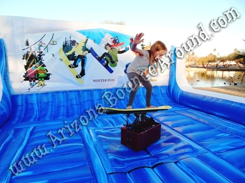 Snow Board party ideas for kids in Colorado
