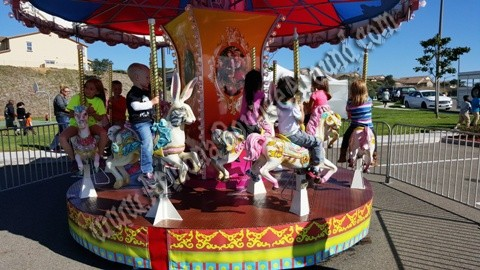 Merry go round rental CO