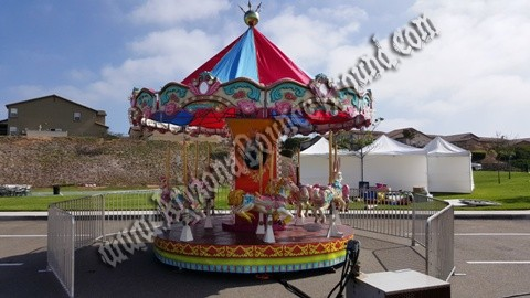 Merry go round rentals Denver Colorado