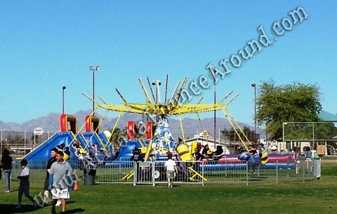 Mindwinder Carnival Ride Rental Fort Collins Colorado