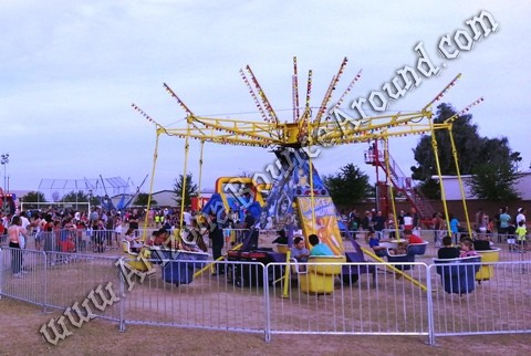 Mindwinder Carnival Ride for rent in Colorado