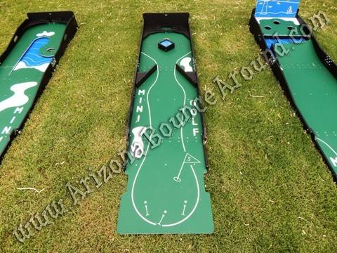 Mini golf for birthday parties Denver CO