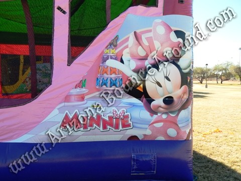 Minnie Mouse Bounce House Rentals in Aurora