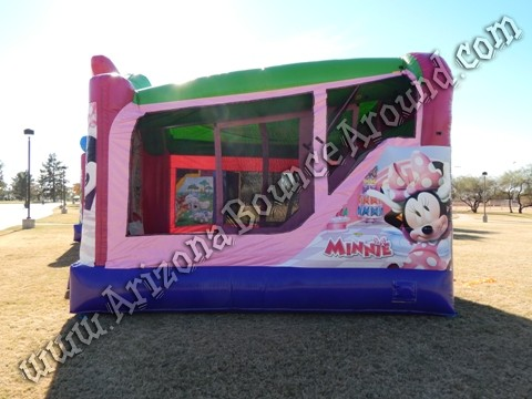 Minnie Mouse Bounce House Rentals in Colorado Springs