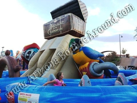 Pirate themed inflatable rentals Denver