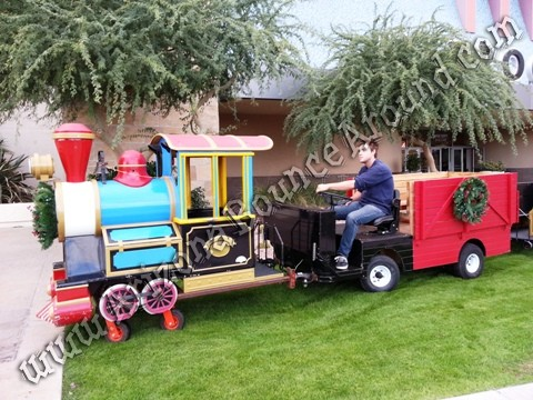 Polar Express train Rentals Denver Colorado