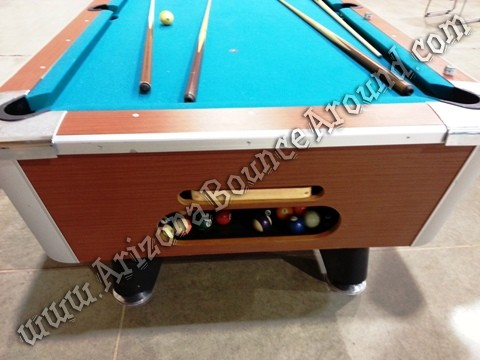 Pool table rental Fort Collins