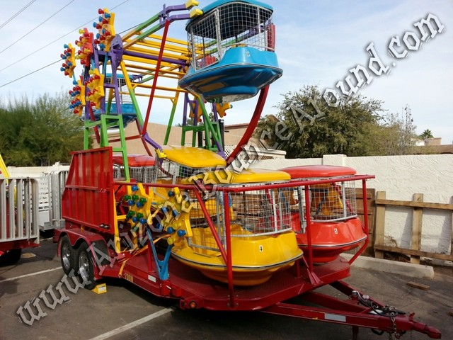 Portable Ferris Wheel Rental Colorado