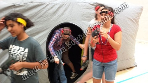 Portable Laser tag games for big groups Fort Collins Colorado