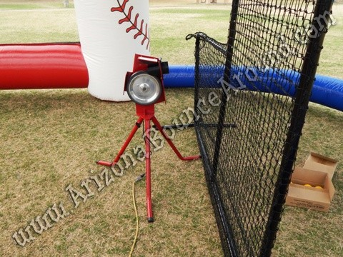Portable Pitching machine rentals in Colorado