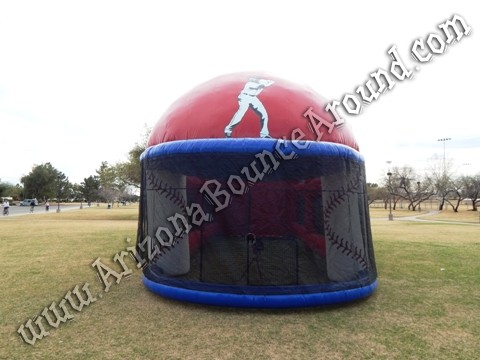 Portable batting cage rentals Denver CO