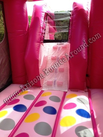 Princess Carriage bounce house rentals in Fort Collins CO