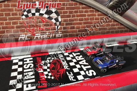 Racing Games for parties and events in Denver, Colorado Springs, Fort Collins Colorado