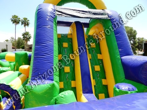 Radical Obstacle Course Rental Thornton