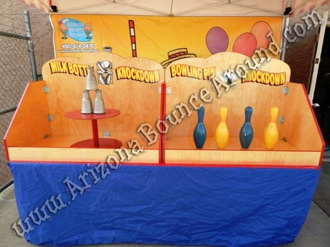 Rent Big Carnival games in Denver CO