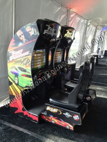 Rent Driving games in Denver, Colorado Springs, Aurora or Fort Collins Colorado for parties and events