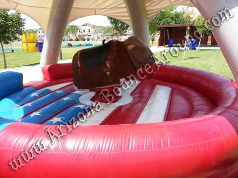 Rent Mechanical Bulls for parties and events in Colorado