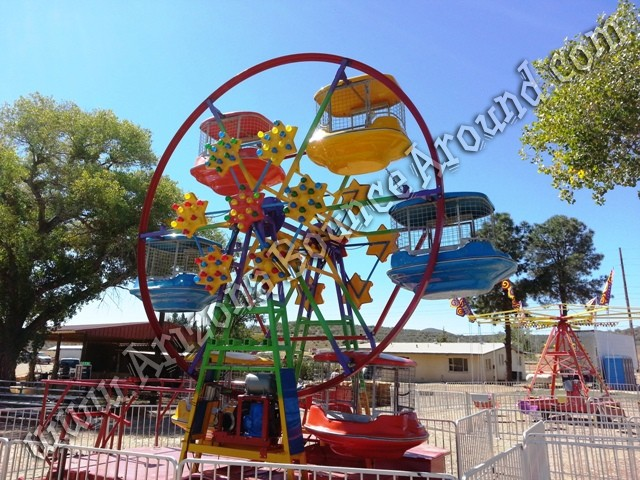 Rent a Ferris Wheel in CO for kids parties