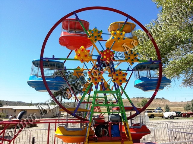 Rental Ferris Wheel for kids Colorado