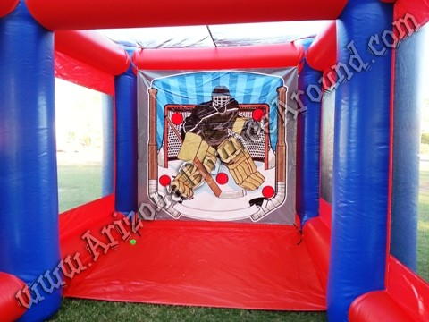 Rental Hockey games for parties and events in Colorado