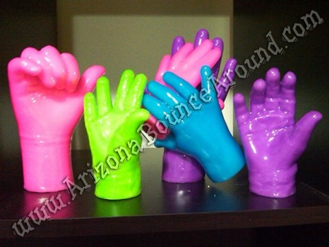 Rental Wax hands Phoenix