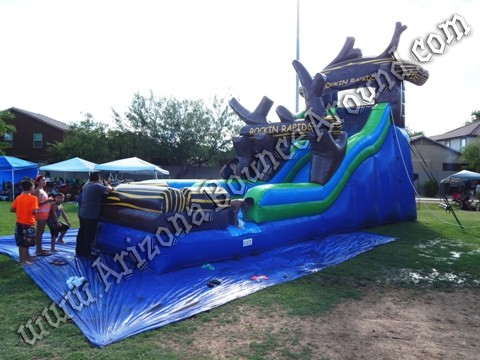Rockin Rapids Water Slide Rental CO