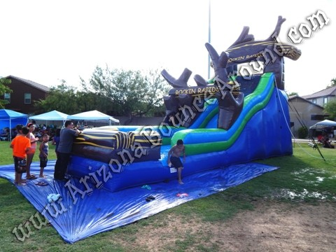 Rockin Rapids Water Slide Rental Colorado