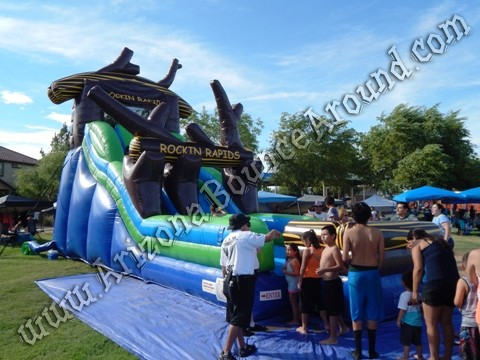 Rockin Rapids Water Slide Rentals Denver CO