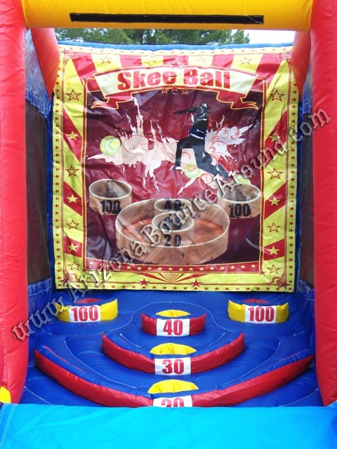 Skee ball machine rental Denver Colorado