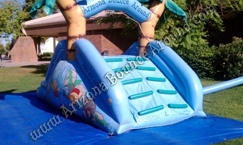 Small Water Slide Rentals for Childrens Birthday Parties Aurora