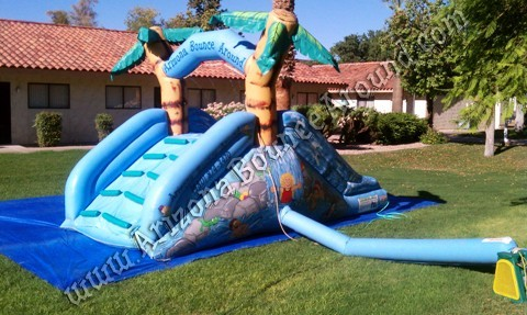 Small Water Slide Rentals for Childrens Birthday Parties Arvada Colorado