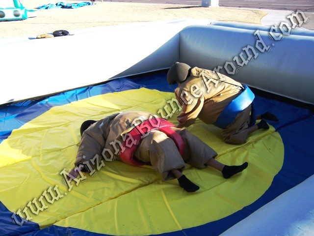 Sumo wrestling suit rentals Denver Colorado