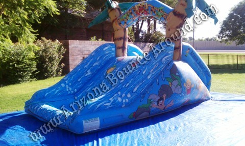 Toddler Water slide rental - Water slides for little kids