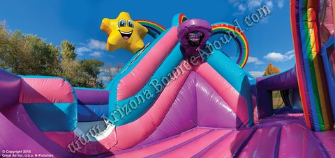 Unicorn Bounce House Rental Denver Colorado