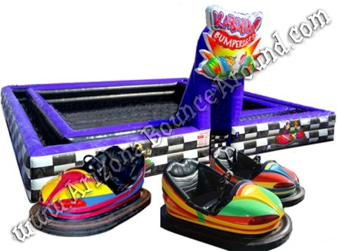 Where can I rent Bumper cars from in Colorado