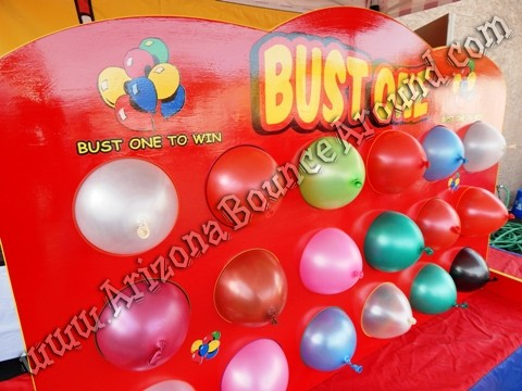 Where can i rent Balloon pop carnival games in Denver