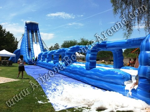 Where can i rent a big water slide in Denver Colorado