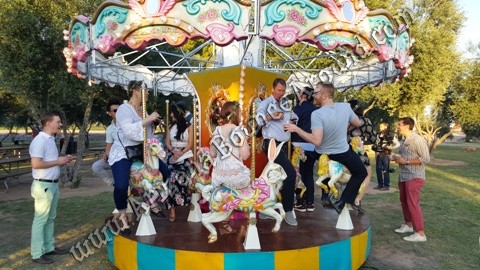 Where can i rent a carousel in Colorado