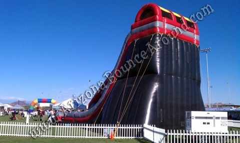 Who has the biggest slide in Arizona