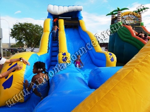 Wipe Out Water Slide rental Aurora CO