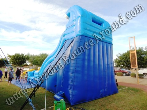 Wipe Out Water Slide rentals Colorado