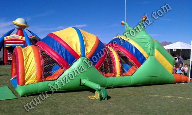 best obstacle course for kids parties in Denver Westminster Pueblo Aurora Fort Collins Colorado