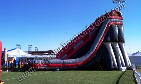 carnival slide rentals in Phoenix - Denver Colorado