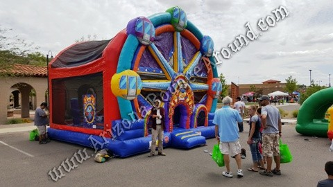 carnival themed bounce house rentals Fort Collins