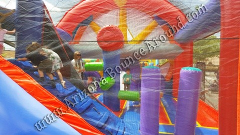 carnival themed bounce house rentals Colorado Springs