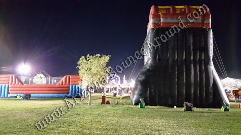 inflatable companies that rent tall slides Denver