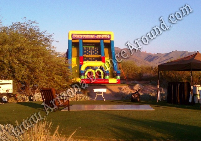 inflatable obstacle course rentals for company parties Denver Colorado