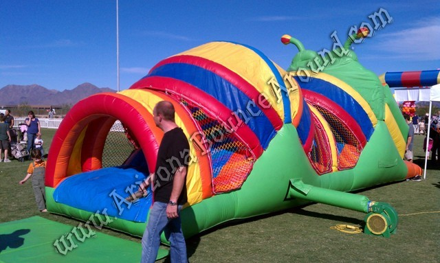 obstacle course for kids parties in Denver Avada Centennial Colorado
