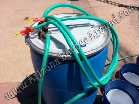 water balloon filling station rental, Denver, CO